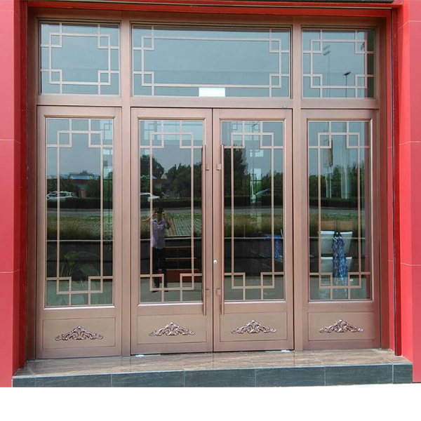Standard Specifications Commercial Exterior Doors With Glass Photo 1 Commercial Door Systems