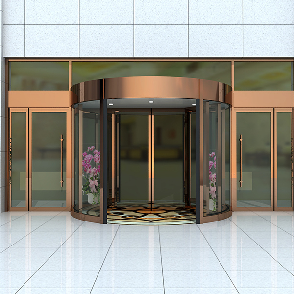 automatic commercial doors