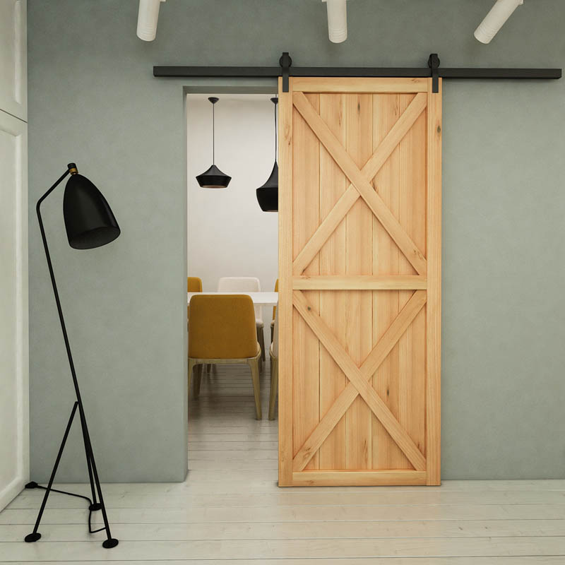 Solid wood doors03