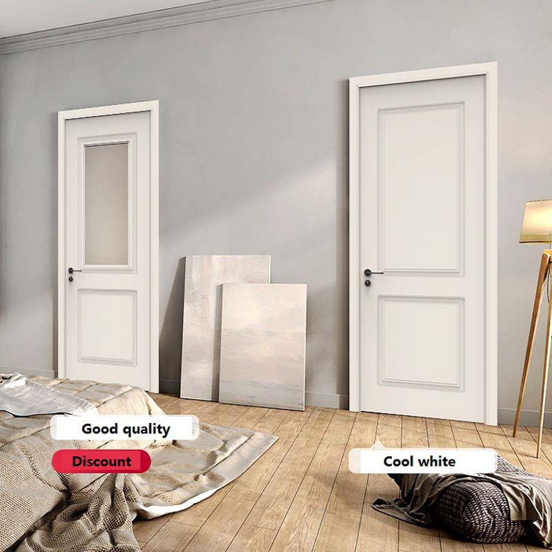 Solid wood doors01