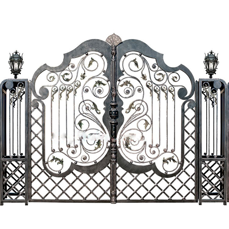wrought iron gate01