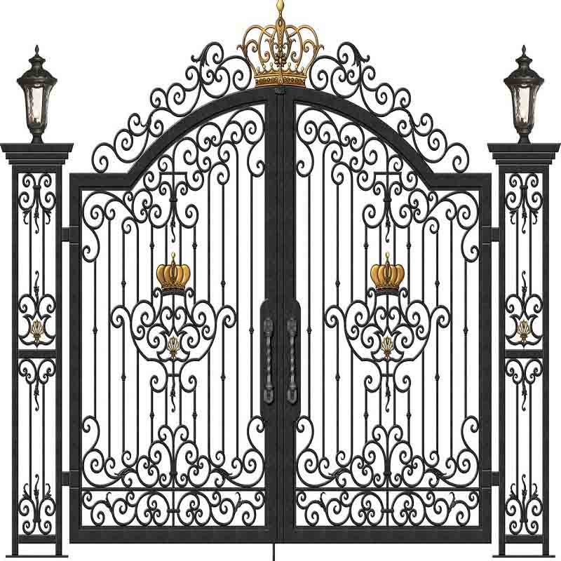wrought iron gate03