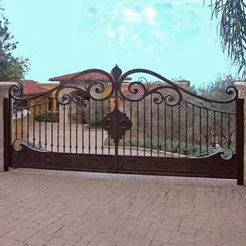wrought iron gate02